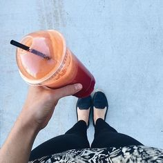 """""""I love that it's fresh juice weather. I literally slurped this beauty down in 10 seconds flat."""" Inspired by Instagrammer @inexplicablewanderlust's gorgeous photo, we would love to know, do you have a favourite spot in Canberra for fresh juice? #visitcanberra #tastecanberra"""