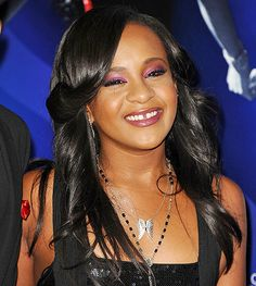 Bobbi Kristina Brown.  Not a happy time but it did happen this year.  May God hear our prayers.