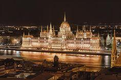 Parliament of Hungary #Budapest