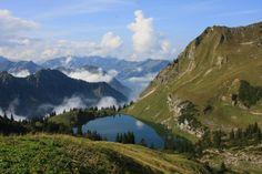 Wandern am Nebelhorn: Von Höfatsblick bis zum Seealpsee