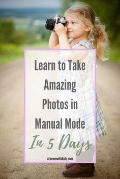 Take this free email challenge and learn how to use manual mode in just 5 days. Beginning photography | DSLR | Manual Mode | Photography Tips | Photography Beginner