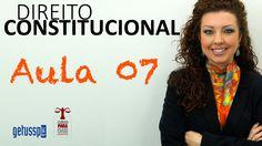 Aula 07 - Direito Constitucional - Eficácia e Aplicabilidade das Leis Co...