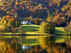 Grasmere - stunning image of the beautiful #LakeDistrict #Cumbria