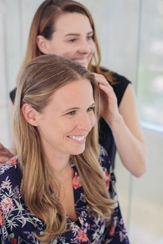 Glamorous + Soft Waves from Start to Finish with Pantene and Abby Larson: http://www.stylemepretty.com/2015/10/13/glamorous-soft-waves-from-start-to-finish-with-pantene/