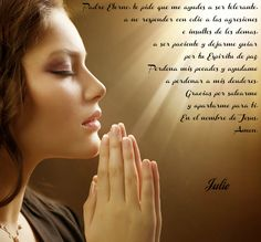Prayer in spanish...