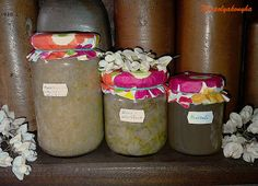 Naspolyakonyha: Akáclekvár háromféleképpen: almás akáclekvár, citromos-kardamomos akáclekvár és akáczselé