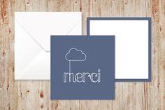 Carte merci nuage www.mariotte-papeterie.fr