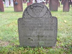 Scantic Cemetery,East Windsor,CT, Carved by Schist