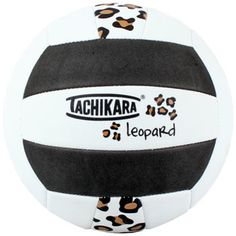 Tachikara Leopard Print Volleyball at Volleyball.Com