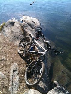Bights Beek, Folsom Lake.