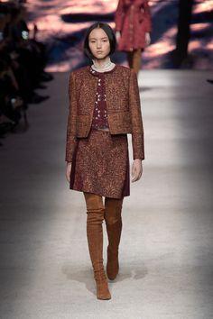 Alberta Ferretti - Milan Fashion Week F/W 2015 #albertaferretti #MilanFashionWeek #fashion