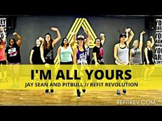 """I'm All Yours"" 