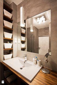 Łazienka styl Nowoczesny Łazienka - zdjęcie od Za murami za dachami