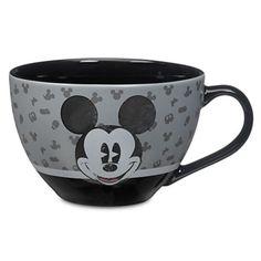 Disney Store 2015 Mickey Mouse Vintage 20 oz Cappuccino Mug Cup - $24