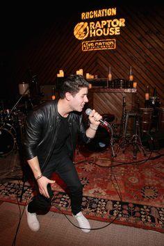 Nick Jonas performing live at #SXSW 2015