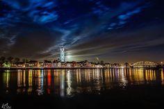 Deventer skyline by Michel Jansen