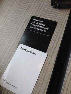 This Potterhead. | 14 Cards Against Humanity Players Who Win At Life