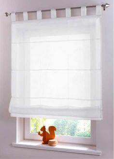neu raff rollo sienna landhausstil gardine 100x120 cm grau shabby chic spitze in m bel. Black Bedroom Furniture Sets. Home Design Ideas