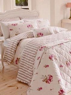 DORMA Rose Duvet and Pillowcase Set, http://www.littlewoods.com/dorma-rose-duvet-and-pillowcase-set/1313535060.prd