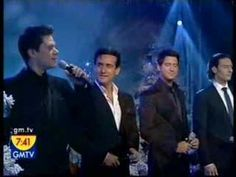 IL DIVO WHITE CHRISTMAS