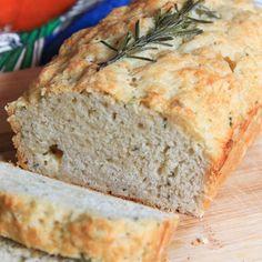 rosemary havarti beer bread