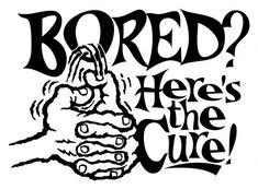Fun Things To Do When Bored: 30 Ways To Pass The Time When Boredom Occurs