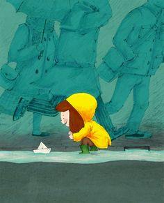 Rainy Day; James Davies