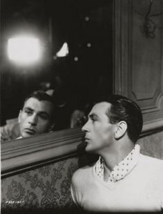 Gary Cooper, 1930s...interesting photography.