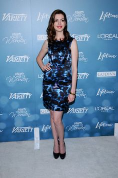 Celebs dine at the Variety Power of Women Luncheon