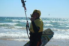 Kitesurfing & SUP surf - Costa da Caparica - Go Discover Portugal travel