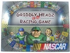 Griddly Headz Nascar Game Deluxe Edition ** Want to know more, click on the image.Note:It is affiliate link to Amazon.