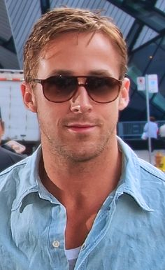 Ryan Gosling zonnebril in Drive (2011)
