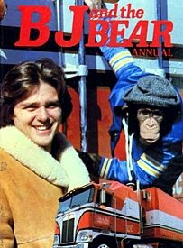 BJ and the Bear television show (a knockoff of Every Which Way But Loose).watched with my dad but, truthfully wasn't a fan of the show, lol 80 Tv Shows, 1970s Tv Shows, Old Shows, Great Tv Shows, Movies And Tv Shows, Childhood Tv Shows, My Childhood Memories, Mejores Series Tv, Vintage Television