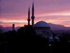 Sunrise in Shkodra