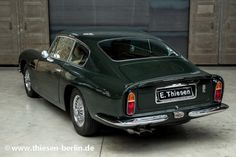 1966 Aston Martin DB6 - DB 6 Coupe   Classic Driver Market