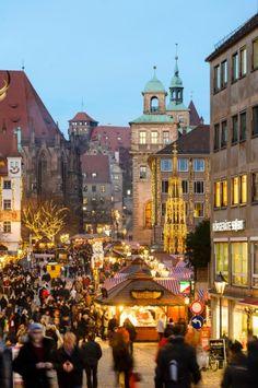 Die schönsten Bilder vom Nürnberger Christkindlesmarkt