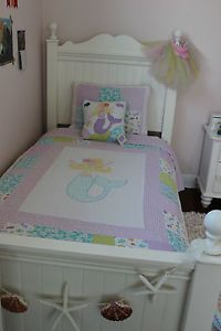1000 Images About Mermaid Big Girl Bedroom On Pinterest