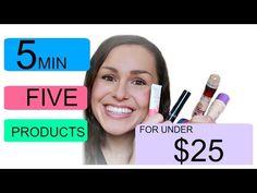 5 Minute Quick & Easy Makeup Look Simple Makeup Looks, Easy Makeup