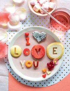 Healthy food : Une salade de fruits découpés pour la saint Valentin - Marie Claire Idées