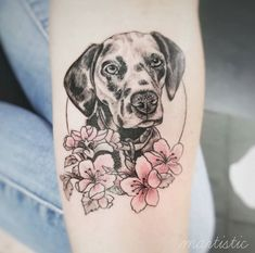 Apr 2019 - The web's most awesome Dalmatian tattoo designs. Tribal Tattoos, Eagle Tattoos, Tattoos Skull, Dog Tattoos, Small Tattoos, Tatoos, Heart Tattoos, Lady Bug Tattoo, Dog Portrait Tattoo