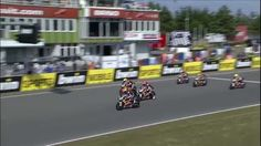 2015 Red Bull MotoGP Rookies Cup - Brno Race 1 Highlights