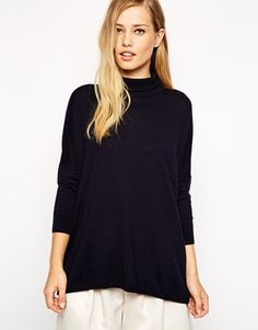 Whistles Rosa Oversized Sweater