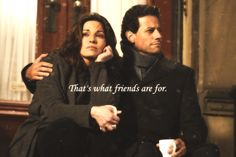 Henry and Jo.  Please, never let them start a romantic relationship. They are better as friends.