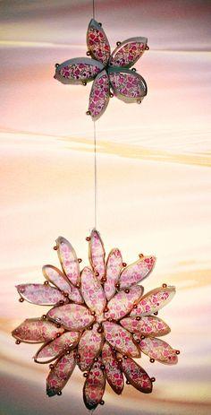 DIY: Adventní květina | Lohas magazín