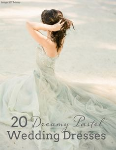20 Dreamy Pastel Wed