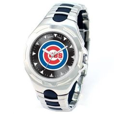 Chicago Cubs MLB Mens Victory Series Watch