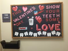 February is pediatric dental health month! Show your teeth some love!!