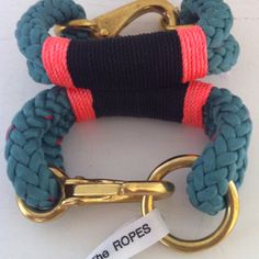 SO cute! The ropes bracelets