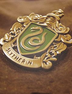 Pottermore sorted me into Slytherin. I'd previously identified as a Ravenclaw, but Slytherin makes just as much, if not more sense.