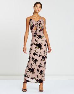 bc4ab5006926a Tea Ceremony Maxi Dress
